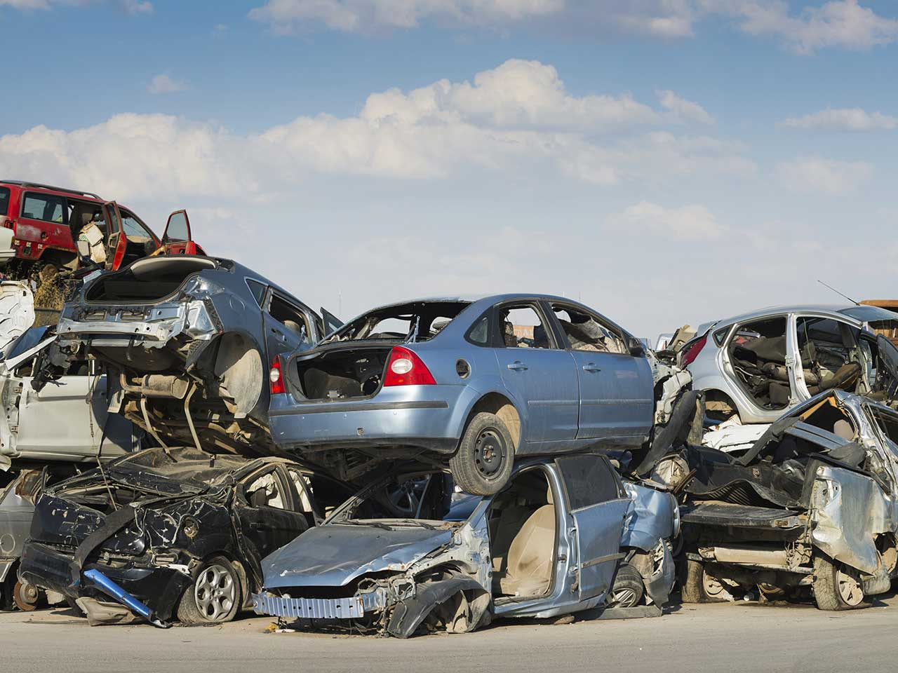 6 things to do if scrapping your car